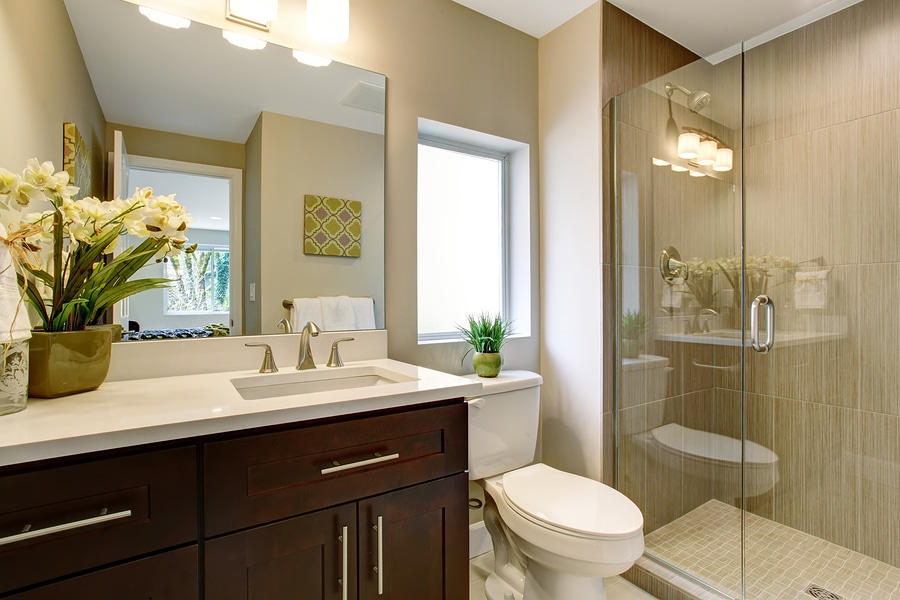 Bathroom and kitchen renovation and installation